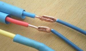 اتصال کابل ها