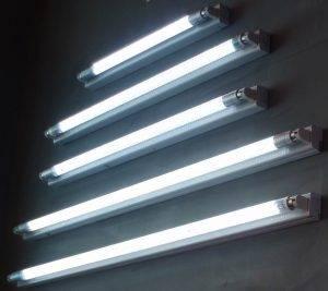 لامپ های فلورسنت