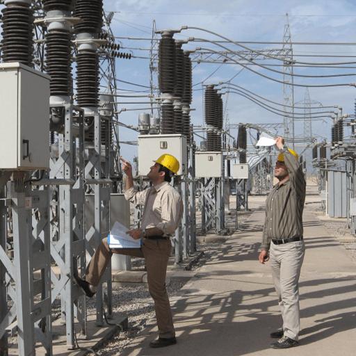 طراحی پست برق