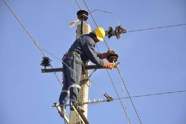 شبکه توزیع برق