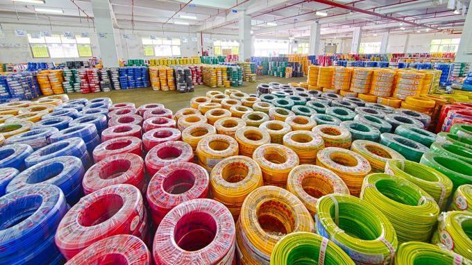 فروش و خرید سیم و کابل عمده